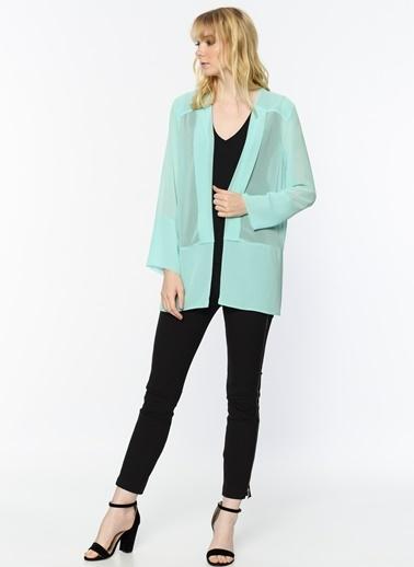 Random Ceket Yeşil